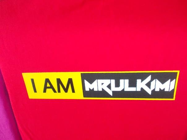 tshirt I AM